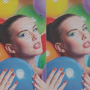 vinyls – Contra Vision Cam 40% grey-liner.