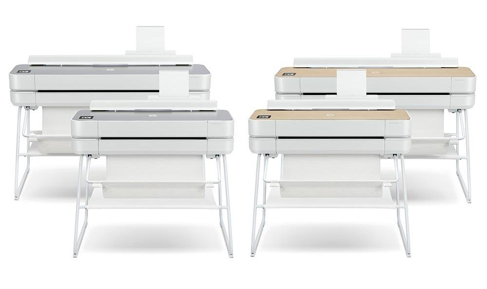 cad printers – the HP DesignJet Studio Printer series